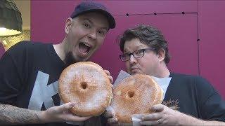 Voodoo Doughnut Tex-Ass Challenge