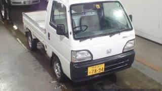 1999 honda acty truck 4WD_ HA4