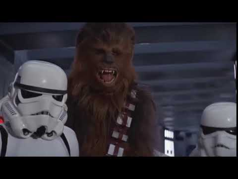 The Love Doctors - If Michael Jackson Was The Voice Of Chewbacca!