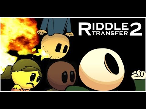 THE END! (Part 2) Riddle Transfer 2