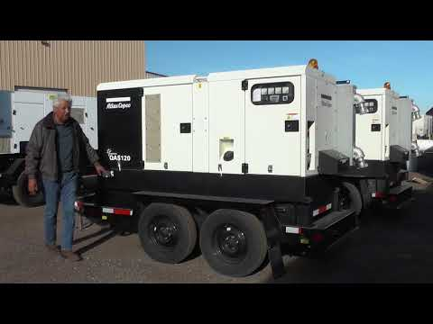 Cold Weather Generators for Alaska Oil and Gas Drilling Sites