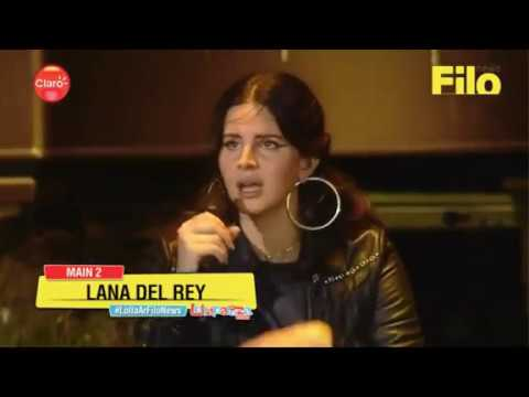 Lana Del Rey - Lollapalooza 2018 | Part 1 Full Performance from Argentina