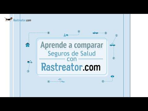 Comparar seguros de Salud - Comparador de seguros - Rastreator.com™