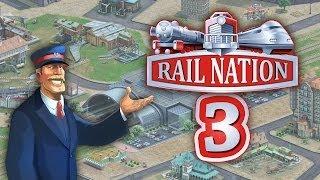 Rail Nation 3/3 - Am Ende noch ein Wettbewerb • Rail Nation Gameplay German