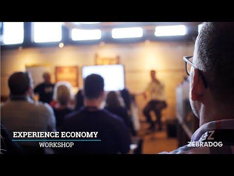 ZEBRADOG | Experience Economy Workshop