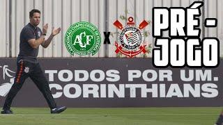 PRÉ-JOGO | CHAPECOENSE X CORINTHIANS - Brasileirão