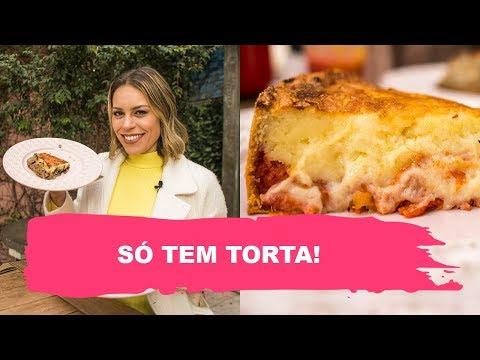 TORTA NO QUINTAL  VISITA A RESTAURANTES  Go Deb