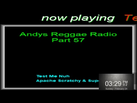 Andys Reggae Radio-Part 57