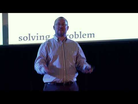 No, no, you're not thinking; you're just being logical. | Martin Westwell | TEDxFlindersUniversity