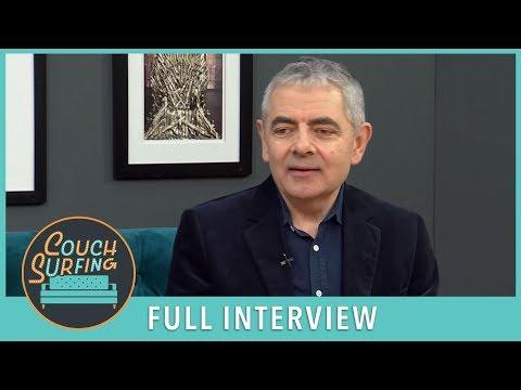 Rowan Atkinson Looks Back On 'Mr. Bean,' 'Blackadder' \u0026 More (FULL)   Entertainment Weekly