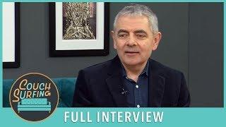 Rowan Atkinson Looks Back On 'Mr. Bean,' 'Blackadder' & More (FULL) | Entertainment Weekly