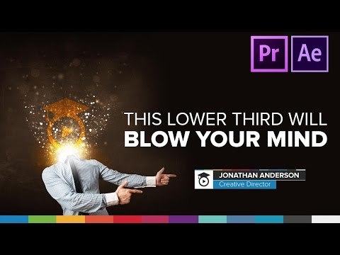 How to Make a Lower Third that Automatically Reveals Your Text in Premiere