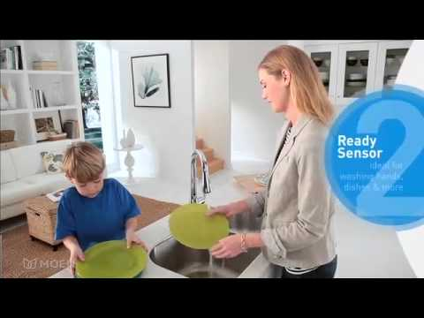 Moen Motionsense Features Spotlight Youtube