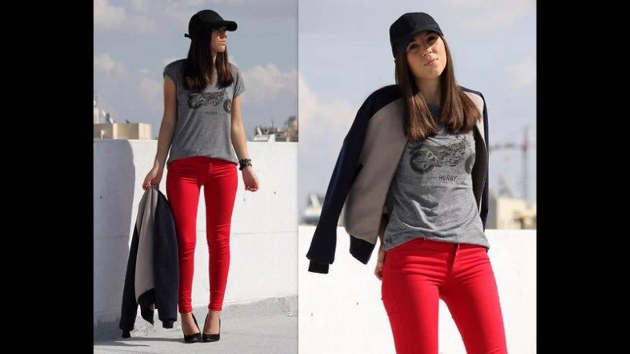 Tendencias de moda c mo combinar una blusa gris youtube for Colores para combinar con gris