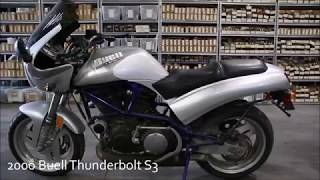 2000 Buell Thunderbolt S3 Used Parts
