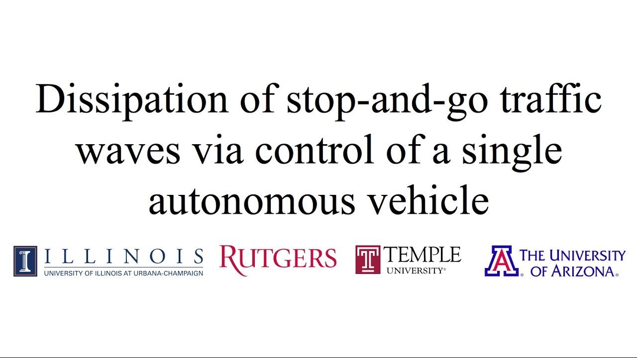 coche autónomo podrá ayudar a disminuir los atascos