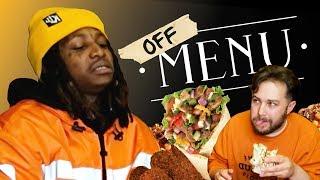 Nef The Pharaoh Tastes Egyptian Food | OFF MENU