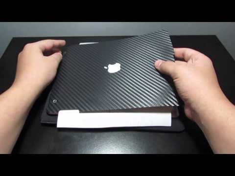 iCarbons iPod Touch 4g White Carbon and iPad 2 Black Carbon Review and Install