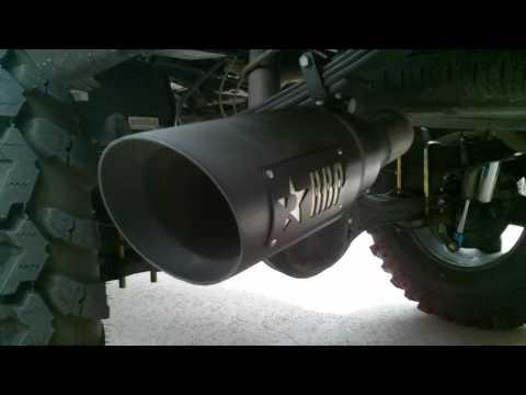 Tundra RBP Exhaust Tips