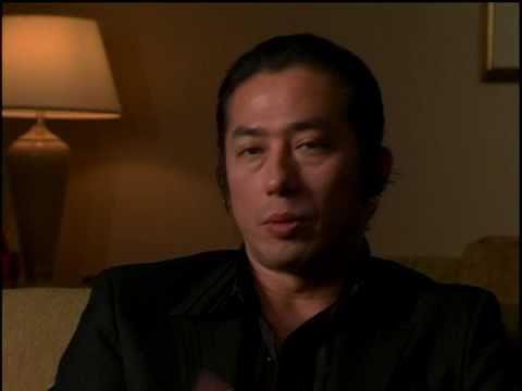 with Hiroyuki Sanada Part 1