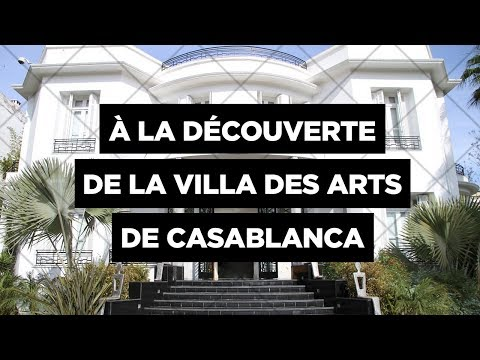 À la découverte de la villa des Arts de Casablanca by Made In Casablanca