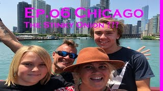 TFA Ep.06 Chicago (the stinky onion?)  RVing in Chicago Millennial Park
