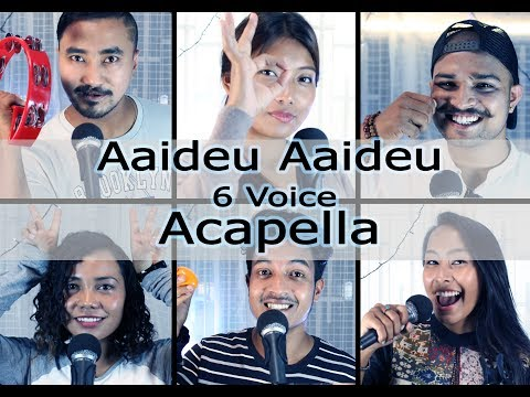 Aaideu Aaideu- Jems Pradhan(Jyovan/Kalyan/Migma/Alpina/Bidhyan/Aruna Acapella) #JyovanStudios