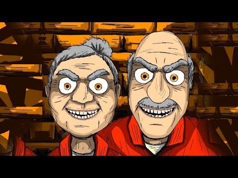 Download Grandpa and Granny 3: Death Hospital. Horror game First Look by WildGamesNet