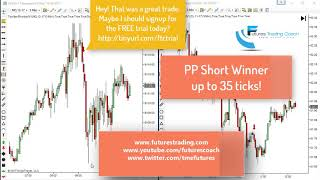 101617 -- Daily Market Review ES CL GC - Live Futures Trading Call Room