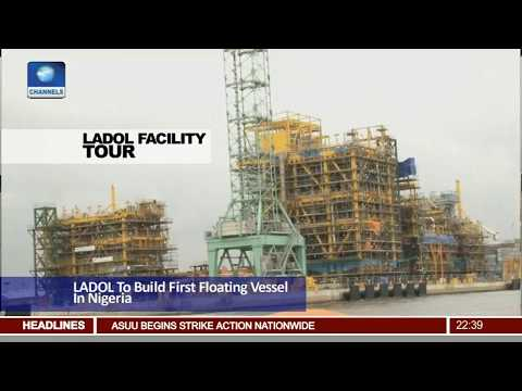 LADOL To Build First Floating Vessel In Nigeria