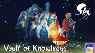 Sky: Children of Light - Season of Belonging  - Vault of Knowledge Spirit - Wise/Pensive Stance