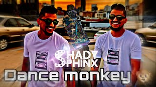 Dance Monkey -Tabla Sphinx Cover 2020 رقص القرد - طبله سفنكس