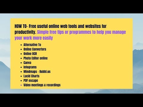 Free Online Training Web Tools Web Creation Splash Pages from YouTube · Duration:  10 minutes 5 seconds