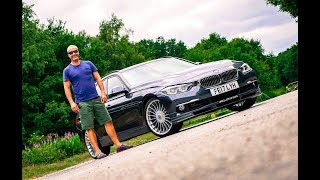 ALPINA D3 Touring 2017 - Most complete Car for £50k - Joe Achilles