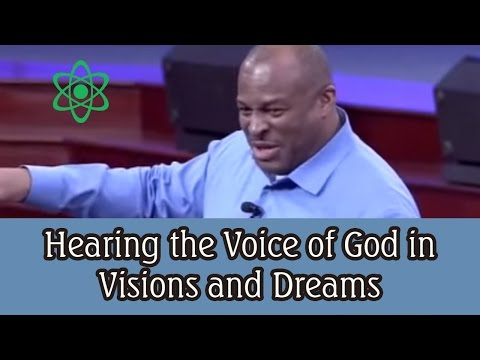 Hearing the Voice of God in Visions and Dreams - Apostle Renny McLean