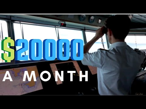 How much do Seafarers earn?   Salary in Merchant Navy   Rank wise Salary Packages   Capt Anand Subra