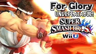 Talk Is Cheap!  | Undefeatable! ~ RYU!! Ep. 1 ~ Super Smash Bros for Wii U - For Glory (HD)