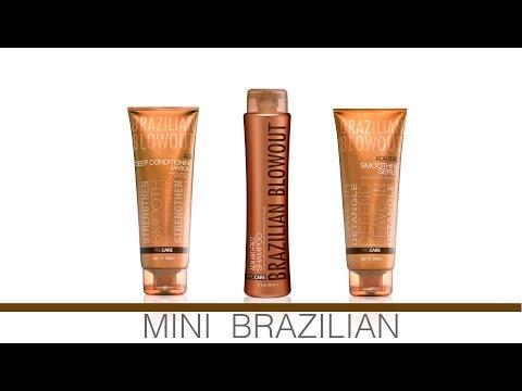 Mini Brazilian Blowout  Español México