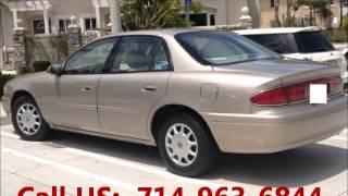 Used 2003 Buick Century for Sale ($5,000) at Huntington Beach, CA