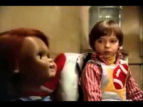 Chucky  Jeu d'ent