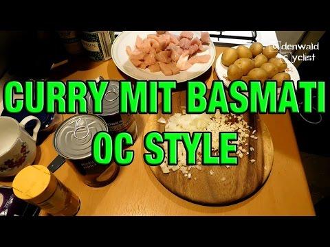 Curry mit Basmati ala OC