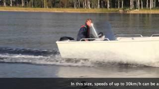 Top Glider boat