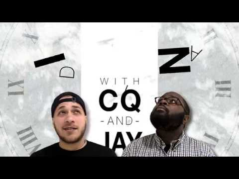 Dial in with C'Q & Jay Episode #004: Quartz edition. Where the QUARTZ did it come from?