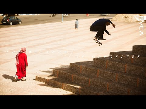 """RVCA's """"The Balance of Opposites"""" Video"""