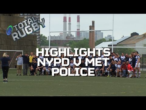 [HIGHLIGHTS] NYPD v Metropolitan Police