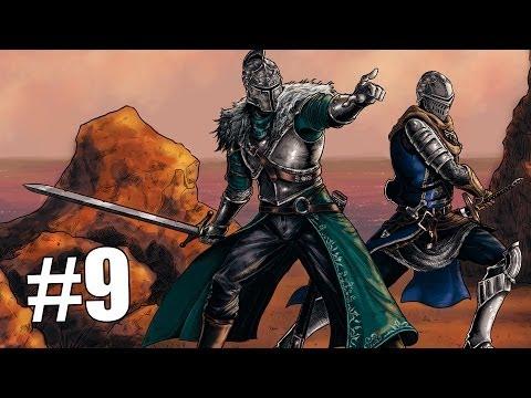 Башня Луны (PVP-зона) - Забытая Крепость [Dark Souls 2 PC #9]