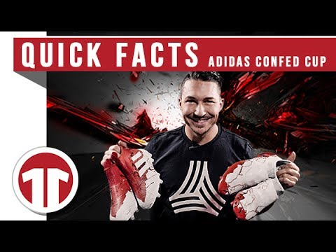 ACE Vs. X - Adidas Confed Cup Pack