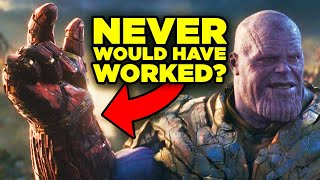 Avengers Endgame NEW Gauntlet Secret! Iron Man Genius Strategy!