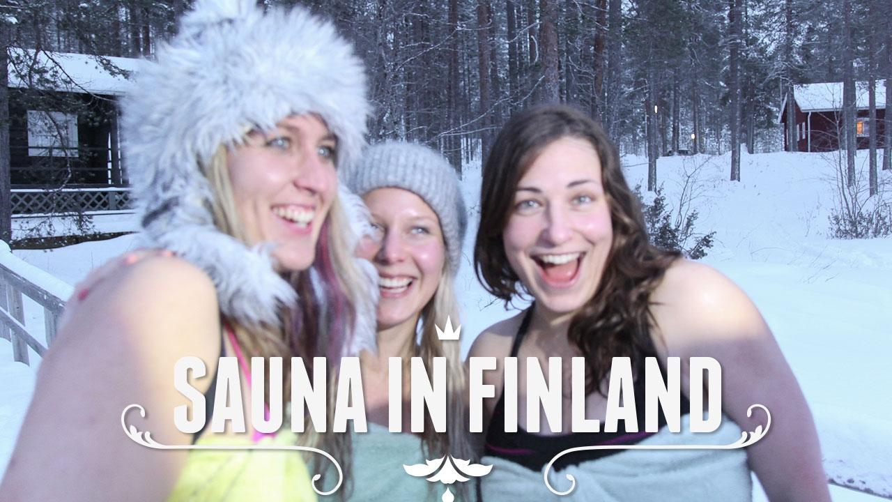 EL MEJOR SAUNA DEL MUNDO ESTA EN FINLANDIA - YouTube
