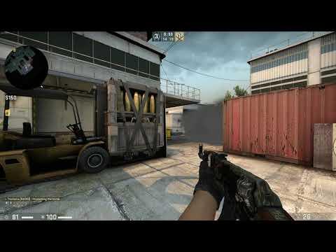 CS:GO - Some live shadowplay clips